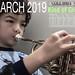 Devers Family Calendar, March 2019