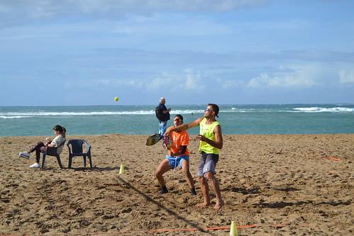 ITF BEACH TENNIS LAS PALMAS DE GRAN CANARIA CIUDAD DEPORTIVA   by FEDERACION DE TENIS DE GRAN CANARIA