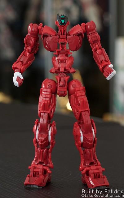 HiRM Astray Red Frame Gundam 1
