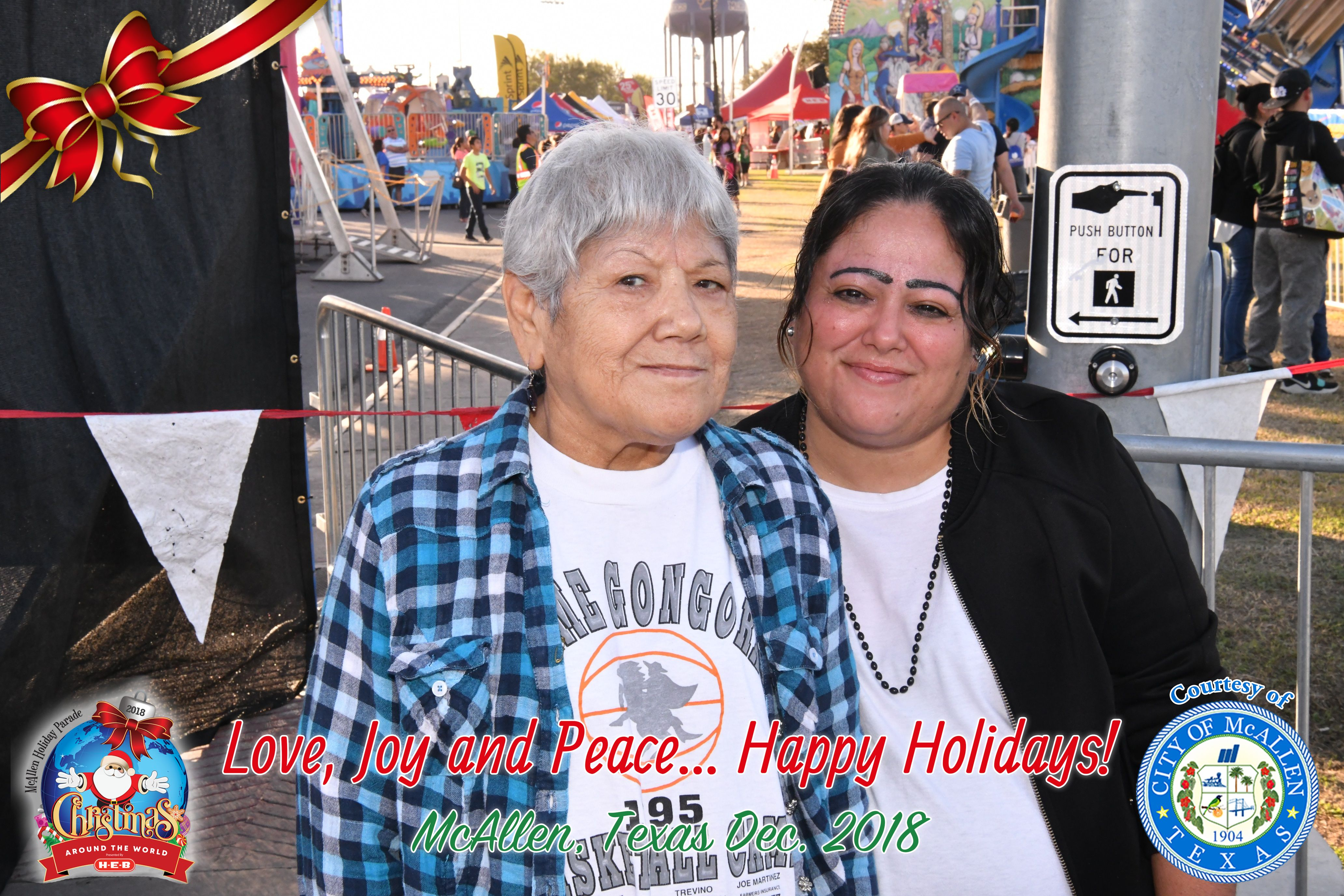 McAllen Holiday Parade 2018 — Part 1