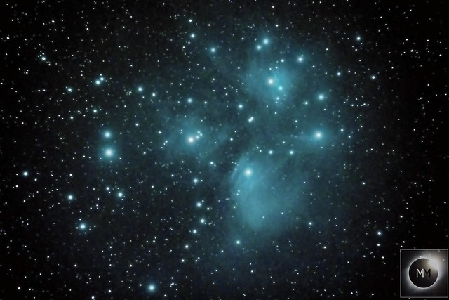 M45 The Pleiades 07/12/18