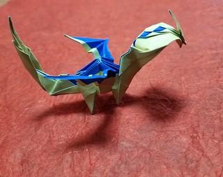 E.C. Dragon | by Matthew J. Dunstan