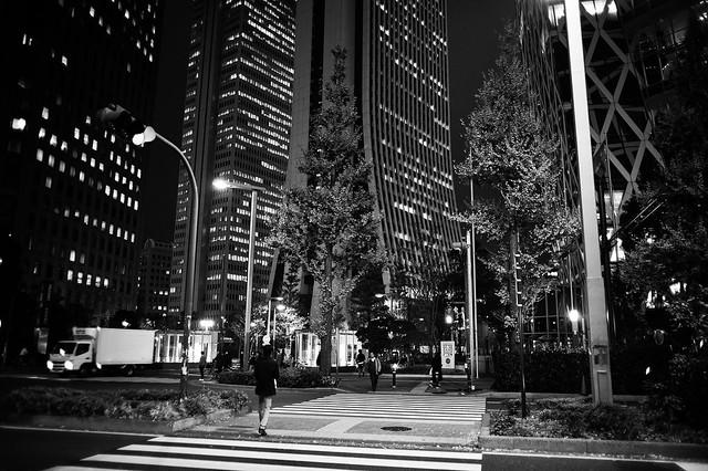 A night in Shinjuku