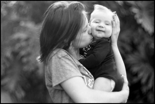 Mi hija y mi nieto II