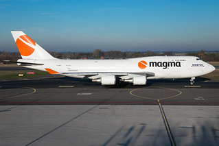 Magma Aviation B747-4F6(BDSF) TF-AMN | by wapo84