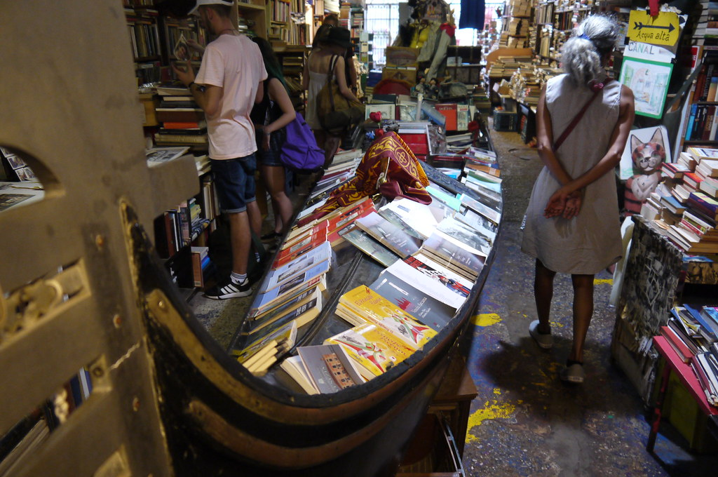 Gondola of Books