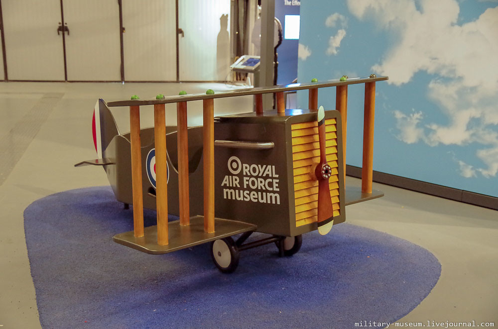 Royal Air Force Museum London-110