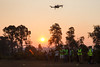 Despite language barriers and fatigue after ten intense training days – which included a 24-hour emergency simulation with search and rescue – Madagascar and Mozambique representatives built a solid team. A strong collaboration, empowered by cuttingedge UAS training, is ready for take-off when the next natural disaster comes to pass.  © 2018 WFP. All rights reserved. Licensed to the European Union under conditions.