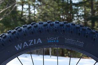 Terrene Wazia 4.6 Light Studded | by 44 Bikes