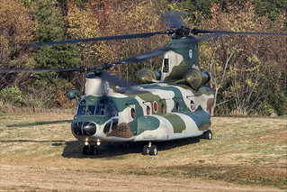 Kawasaki CH-47J Chinook - 17 | by NickJ 1972