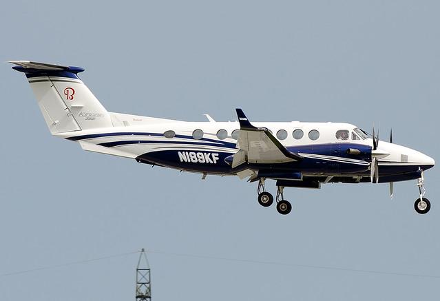 N189KF Textron Aviation Beech Super King Air 350 (B300)