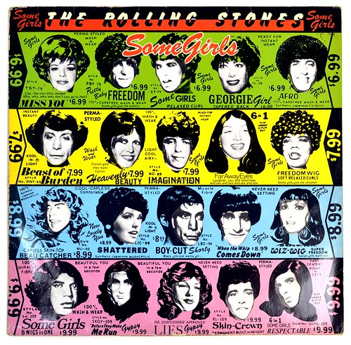 A0651 ROLLING STONES Some Girls