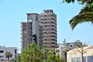 Famagusta war damage