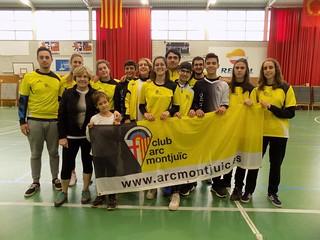 3a Tirada Sala - 25/11/2018 | by clubarcmontjuic