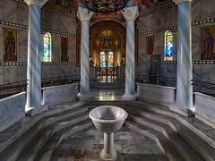 Lydia Baptistery, Philippi -- Βαπτιστήριο Αγίας Λυδίας