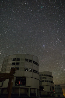 Comet Wirtanen observed from Paranal | by Juan-Carlos Munoz-Mateos