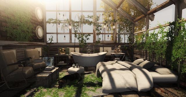 Greenhouse Glam...