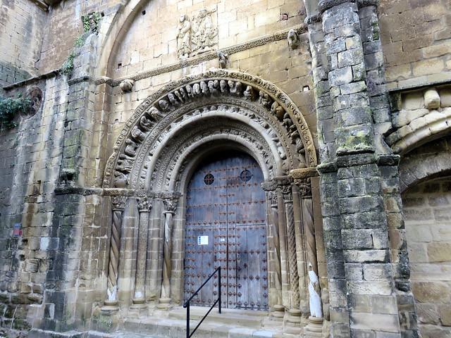 UNCASTILLO. ARAGÓN. Iglesia de Santa Maria. 01-11-2.018. 9