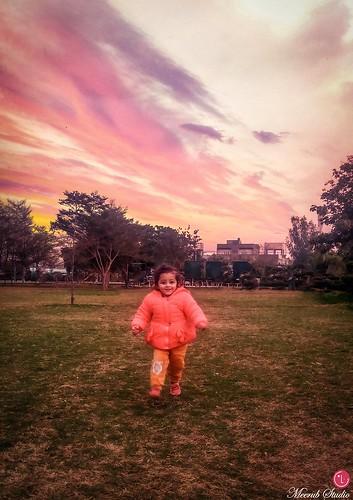 lovely kaleemshaheedpark desktop pictuers sunset lg cellphonecamera colorfulsky babies cute