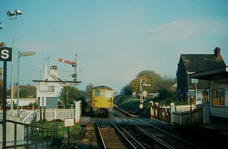 Littlehaven Halt in 1976 | by Tom Burnham
