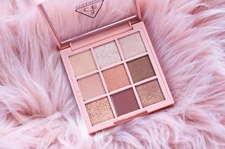 stylelab kbeauty 3CE Overtake eyeshadow palette pink-9 | by stylelab1
