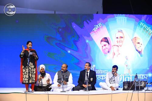 Hindi Kavita by Vijay Laxmi, Delhi
