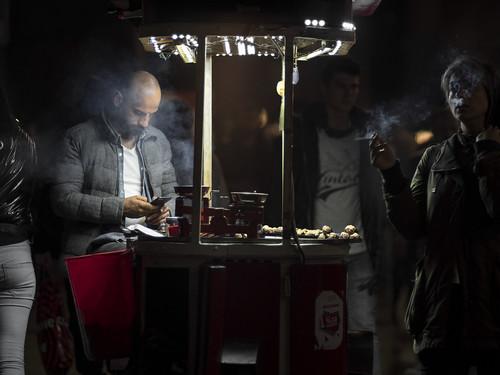Future Of Taksim   by Esat Sanlav