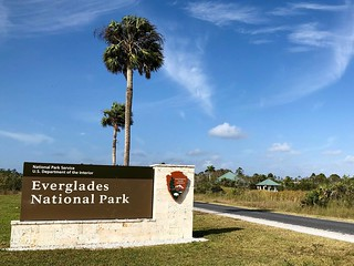 Everglades National Park Sign | by Craigs Travels