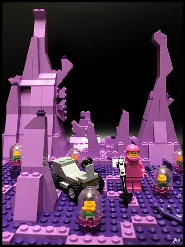 Purple space :) | by jarekwally
