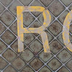 Rosedale Station: weatherbeaten RO