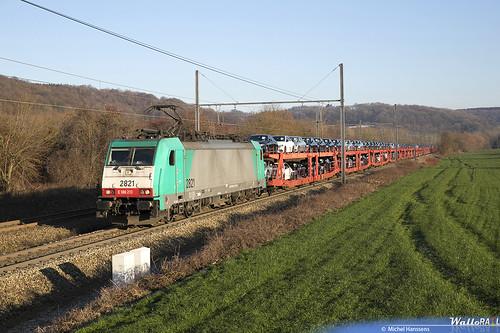 2821. LNS . E 47528 . St Martens Voeren , Fouron St Martin . 20.01.19.