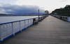 Empty Pier by Gerry Hat Trick