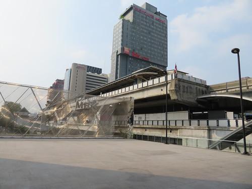 ロイヤルバンコクスポーツクラブ競馬場へのアクセス駅BTSのサイアム駅