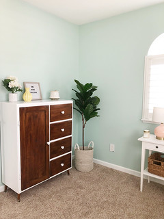 Guest room reveal | by Cristina Robinson