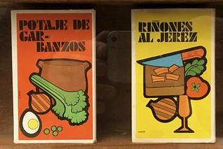 POTAJE DE GARBANZOS | RIÑONES AL JEREZ