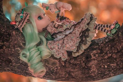 Alice du Jardin   by iamannamaldita