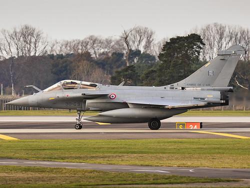 Armée de l'air | Dassault Rafale C | 123 (30-GB) | by MTV Aviation Photography