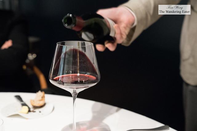 Vigneti Massa Croatina 'Pertichetta' 2011 to pair with braised beef course