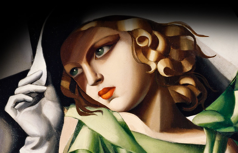 Tamara de Lempicka: The Rollercoaster Life of an Iconic Art Deco Painter