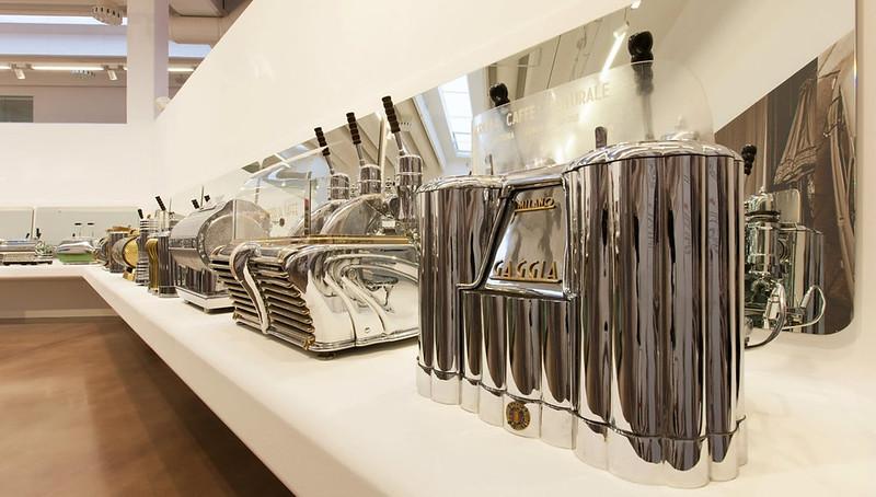 Espresso machine by Gaggia