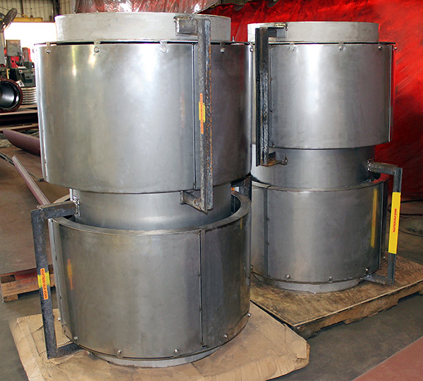 "27"" Dia. Universal Expansion Joints Designed for a Pipeline in Florida"