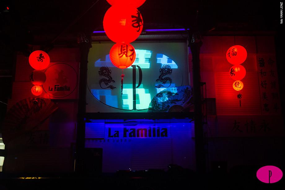 Fotos do evento LA FAMILIA em Búzios