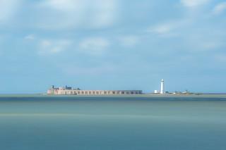 Hurst Castle & Hurst Point Lighthouse | by Simon Downham