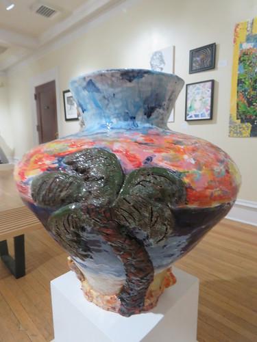 oglebayinstitute stifelfineartscenter studentartshow bellairehighschool art wheeling wv