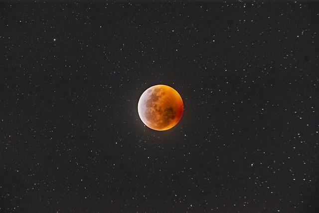 Lunar Eclipse - 1-20-19