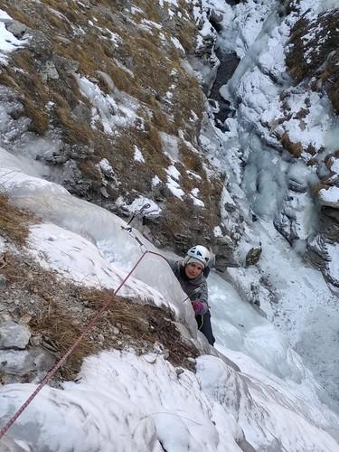 Glace et alpinisme alpes maritimes | by canyons d'ici et d'ailleurs