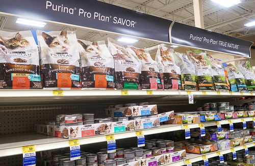 Purina® Pro Plan® Savor® Shredded Blend Adult Cat Food - Chicken & Rice Flavor | by thislexingtonlife