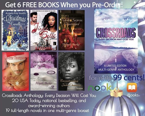 Crossroads Anthology with USA Today Bestselling Interracial Romance Author Latrivia Welch | by Latrivia
