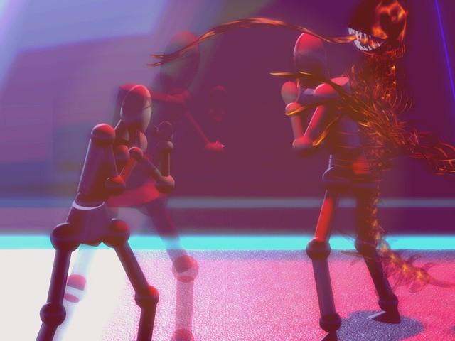 LEA 19:  Hybercube by Moki Yuitza - Fighting the Good Fight