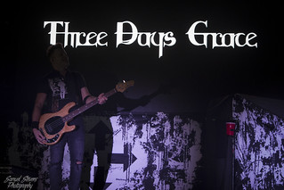 Three Days Grace - Brad Walst